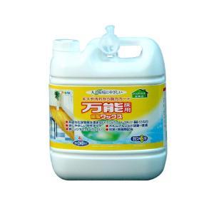 アサヒペン  人と環境にやさしい万能床用樹脂ワックス   4L      |nurimaru