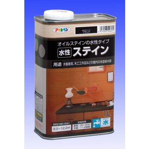 アサヒペン  水性ステイン  1L  |nurimaru