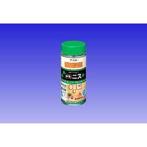 アサヒペン  水性ニス   300mL  |nurimaru