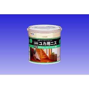 アサヒペン  水性 ユカ用ニス 0.7L   |nurimaru