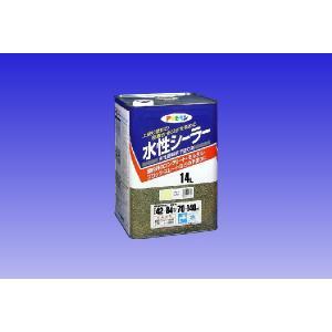アサヒペン  水性シーラー (下塗り用アクリル塗料) 14L  − アサヒペン −