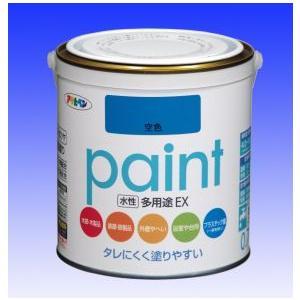 アサヒペン  水性 多用途EX (水性アクリル樹脂塗料)  0.7L |nurimaru