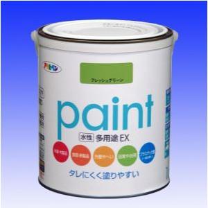 アサヒペン  水性 多用途EX (水性アクリル樹脂塗料)  1.6L |nurimaru