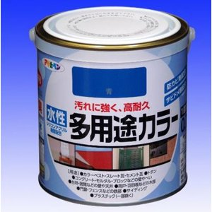 アサヒペン  水性多用途カラー 0.7L  |nurimaru