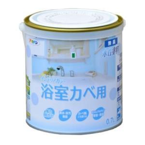アサヒペン NEW水性インテリアカラー(浴室カベ用) 0.7L|nurimaru