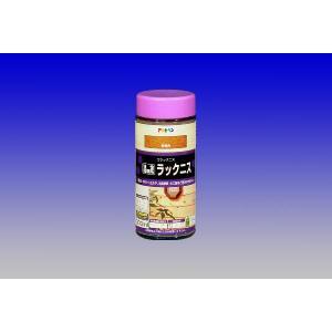 アサヒペン  油性:酒精系  ラックニス   300mL      |nurimaru