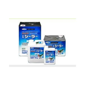 アサヒペン  強浸透性水性シーラー クリヤ  14L |nurimaru