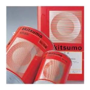 オキツモ  スタンダードシルバー  15   耐熱温度300℃  3Kg|nurimaru