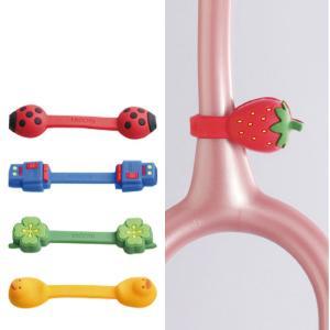 聴診器 ステート 医療用 ピンクリップ シリコン(2個入り)|nursery-y