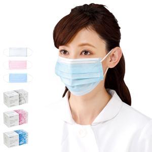 液体防護性と、ろ過精度の高さで人気! 3色から選べるレギュラーサイズマスク。  新規格(ASTM F...