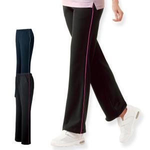 裾から空気を取り込み、腰のメッシュまで通気するから熱がこもらない! 涼しく快適に履けるジャージパンツ...