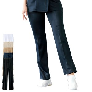 白衣 女性 ナースウェア アクティブストレッチ・ネオ シガレットパンツ(4L〜5L)