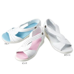 看護師 ナース 医療用 靴  エレガンスラインサンダルナースサンダル|nursery-y
