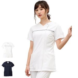 エールブラン ブランスタイル レディススクラブ BC2204 医療 ナース 看護 白衣 女性 nursery-y
