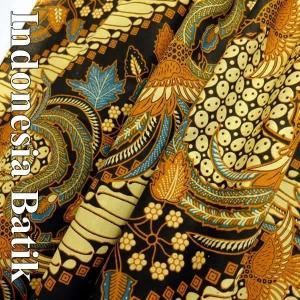 バティック−005 インドネシアのろうけつ染め アジアン雑貨 布 メール便OK nusa