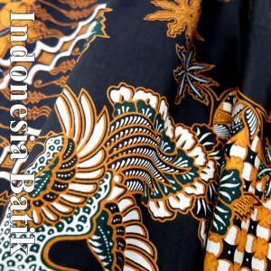 バティック−006 インドネシアのろうけつ染め アジアン雑貨 布 nusa