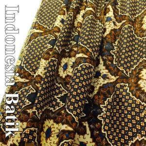 バティック−020 インドネシアのろうけつ染め アジアン雑貨 布 nusa