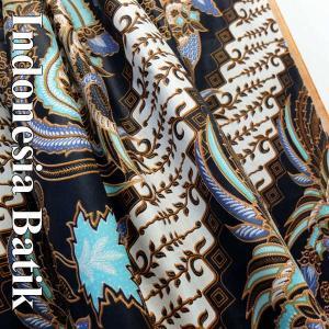 バティック−022 インドネシアのろうけつ染め アジアン雑貨 布 nusa