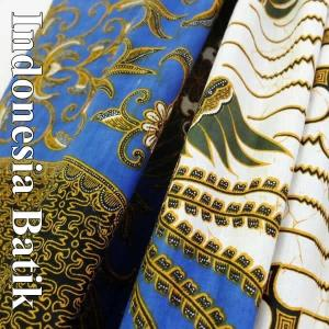 バティック−023 インドネシアのろうけつ染め アジアン雑貨 布 メール便OK nusa