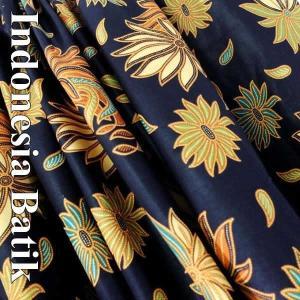 バティック−025 インドネシアのろうけつ染め アジアン雑貨 布 nusa