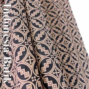 バティック−026 インドネシアのろうけつ染め アジアン雑貨 布 nusa