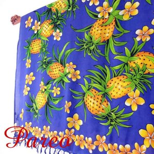 パレオ 大判 タヒチアン ダンス サラサ-070 アジアン雑貨 布 水着|nusa