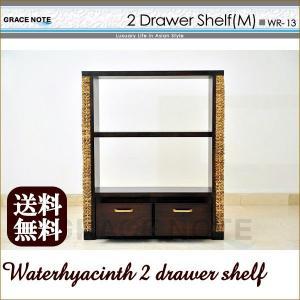 アジアン家具 シェルフ 棚  ■サイズ:(W)86x(D)30x(H)103cm          ...