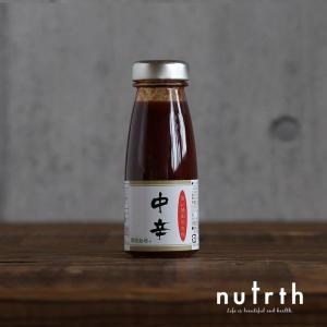 信州自然王国 焼肉のたれ 中辛 無添加 200g|nutrth
