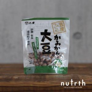 【無添加】虎産 かみかみ 大豆 40g|nutrth