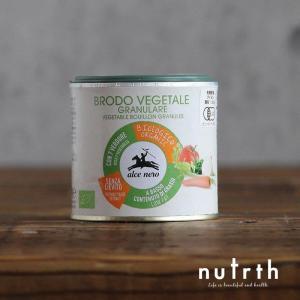 アルチェネロ 有機野菜ブイヨン パウダータイプ 無添加 120g|nutrth