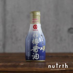 醤油 丸島醤油 杉樽醤油 密閉ボトル 無添加 200ml|nutrth