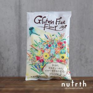 無添加 パン粉 三木食品 グルテンフリーフラワー 150g|nutrth