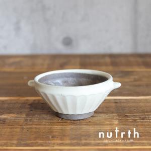 益子焼 わかさま陶芸 すり鉢(小)|nutrth