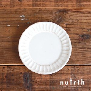 益子焼 わかさま陶芸 kinari鎬 オードブル皿|nutrth