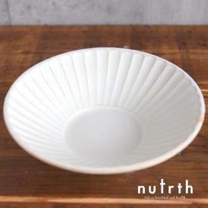 益子焼 わかさま陶芸 kinari鎬 朝顔鉢(中)|nutrth