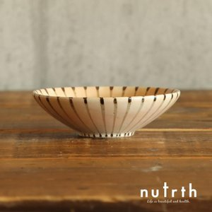 マルミツポテリ 十草浅鉢 6寸|nutrth