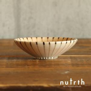 マルミツポテリ 十草浅鉢 4.5寸|nutrth