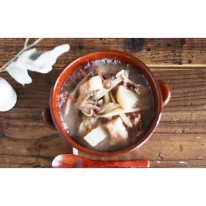 スープご飯 お粥×リゾット レトルトスープ 無添加 nutrth 和ゾット 豚肉と大根の柚子胡椒 210g|nutrth|03