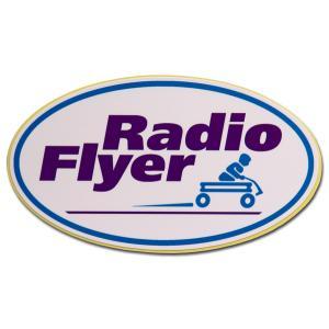 RADIO FLYER/ラジオフライヤー ステッカー#RFLP-3323nyv nuts-berry