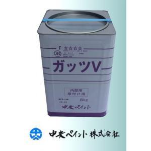 DIY商品、塗装用品、塗料の専門ショップ「塗っとく.com」です。  ガッツVパテ、色はホワイトです...