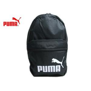 プーマ PUMA プーマ フェイズ バックパック 075487 プーマブラック メンズ レディース 鞄【ラッピング不可】|nws