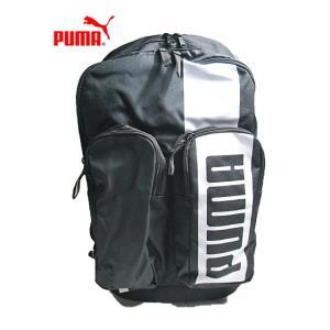 PUMA プーマ デッキ バックパック II 23L 075759 プーマブラック メンズ レディース 鞄【ラッピング不可】|nws