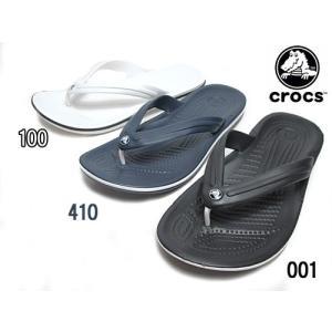 クロックス CROCS Crocband Flip トングサンダル メンズ レディース 靴 nws