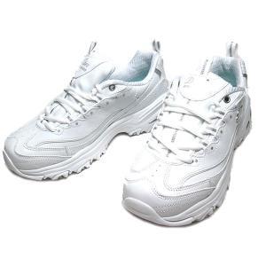 スケッチャーズ SKECHERS D'lites - Fresh Start ホワイトシルバー レディース 靴|nws