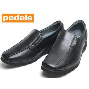 アシックス ペダラ asics Pedala スリッポン ウォーキングシューズ ブラック レディース 靴|nws