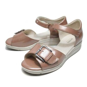 アシックス ペダラ asics Pedala WC058B 3E フロステッドアーモンドE ウォーキングシューズ サンダル レディース 靴|nws