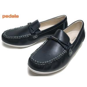 アシックス ペダラ asics Pedala WC063B 3E モカシンシューズ ミッドナイト レディース 靴|nws