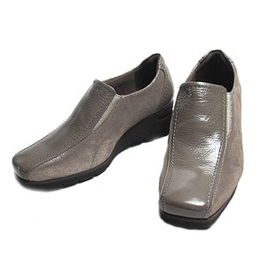 アシックス ペダラ asics Pedala WC078B 3E スリッポン ウォーキング トープグレー レディース 靴 nws