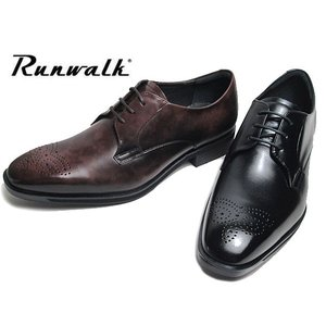アシックス ランウォーク asics RUNWALK RUNWALK MB074D 2E 外羽根 ビジネスシューズ メンズ 靴|nws