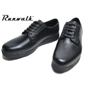 アシックス ランウォーク asics RUNWALK MB114D G-TX 2E ブラック 外羽根プレーントゥ ビジネスシューズ メンズ 靴|nws
